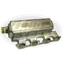 KOLEKTOR SSĄCY LEWY (Z INTERCOOLER) - RR SPORT V8 4,2 SUPERCHARGED RR L322 V8 4,2 SUPERCHARGED
