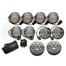 ZESTAW LAMP LED CLEAR DEFENDER